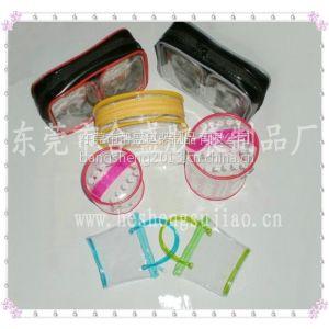 高周波PVC包装胶袋 礼品袋 手提胶骨袋 透明PVC包装袋