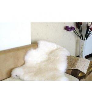供应羊皮沙发垫 自由皮型