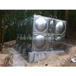 供应广西南宁碧昂氩弧焊接不锈钢水箱,水箱厂家一体化服务