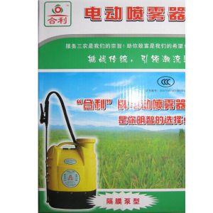 供应16型电动喷雾器外包装正/外包装正面