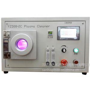供应全自动PLC触膜小型等离子清洗机