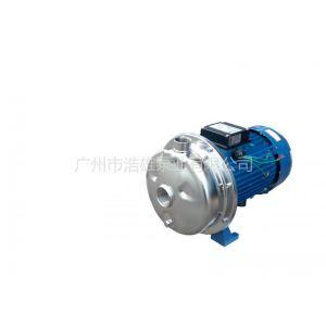 供应广州全自动卧式不锈钢增压泵_纯净水加压泵_抽果汁泵_酱油泵