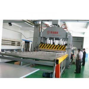 供应青岛国森品牌铝蜂窝板生产线全套设备