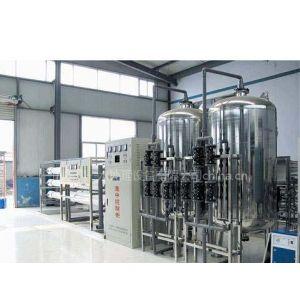 供应食品酒类生产纯净水设备-反渗透纯净水设备