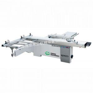 供应MJ6128/MJ6130/MJ6132木工机械设备精密裁板锯精密推台锯价格厂家报价