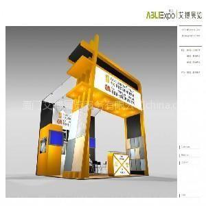 展会设计施工  特装搭建   厦门展览公司