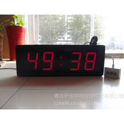 供应XHT-RN系列大屏幕高清高亮显示四位电子计时器
