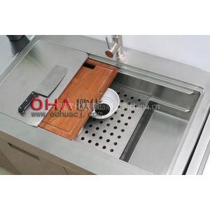 供应家用不锈钢集成水槽