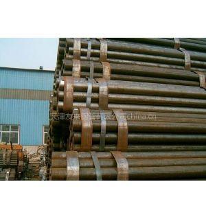 Q195 直缝焊管 烟筒管88*1.2 114*1.2 天津友来 代理 批发