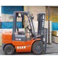 供应绍兴全新二手3吨4吨合力叉车市场价格 出售叉车