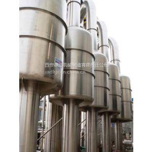 鼎合五效降膜蒸发器-含预浓缩的高效节能浓缩设备