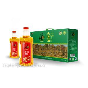 供应供应 非转基因冷压榨大豆油