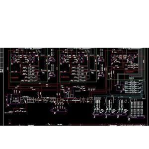 供应暖通空调控制 设备自控设计 热交换系统控制系统设计方案与施工图库