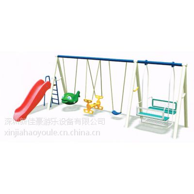 幼儿园游乐设备多功能组合秋千厂家