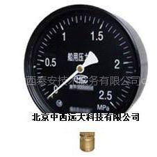 (中西)供应船用压力表(YCM特价)