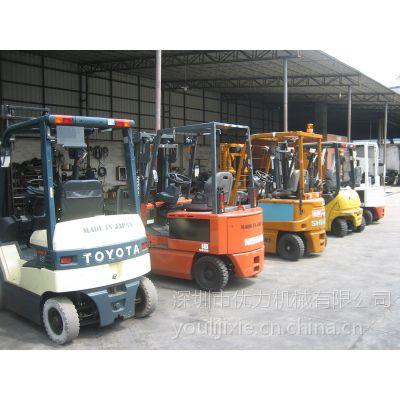 供应深圳电动叉车回收、电动叉车以旧换新、二手柴油叉车回收、二手手压叉车销售