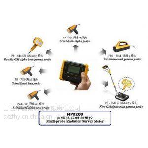 供应MPR200多探头辐射测量仪 多功能辐射检测仪 环境级多功能检测仪