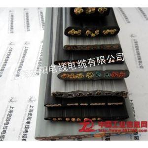 供应电梯扁电缆批发, 上海宏阳扁电缆制造公司 电梯行车 德国技术生产各类特种线