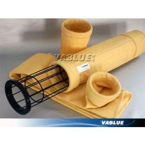 供应vablue品牌P84无纺布过滤袋 聚酰亚胺三叶形高效过滤