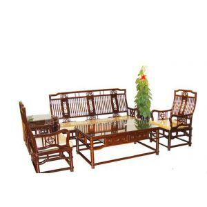 供应红檀310明式沙发(红木家具)