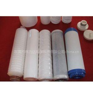 供应PP熔喷滤芯|常平PP棉滤芯|虎门聚丙烯滤芯