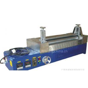 供应WZ-S600L 双辊热熔胶机 双辊筒 标准型 /珍珠棉机械