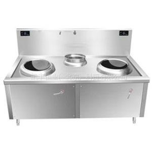 供应不锈钢厨具-节能电磁炒灶-厨房设备价格