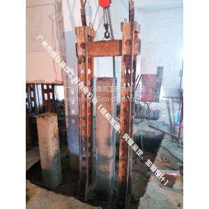 供应广州建筑结构加固房屋基础加固顶升纠偏加固锚杆静压桩加固公司