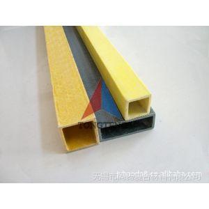 供应FRP玻璃钢方管 拉挤玻璃钢型材 玻璃纤维方管 多种尺寸