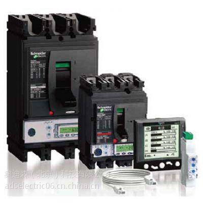 施耐德塑壳断路器NSX100F TM40D3P3D 订货号:LV429634
