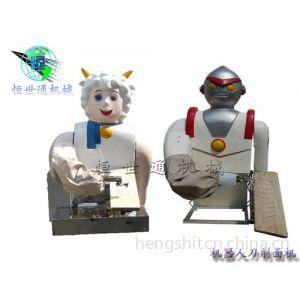 供应款智能刀削面机 刀削面机器人