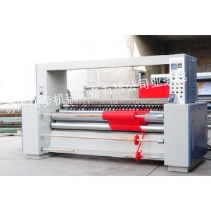 供应供应TB-K型多功能切边分条机 卷布机 多大分条机