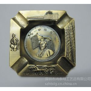 供应锌合金烟灰缸,锌合金工艺品,金属烟灰缸,电镀烟灰缸,青铜烟灰缸