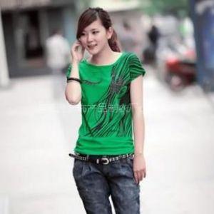 供应2011新春装新品夏装美女短袖t恤新款T恤打底衫女装韩版修身