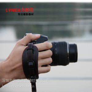 供应LYNCA力影佳供应单反相机E1S手腕带 通用佳能尼康 等高质量摄影器材配件