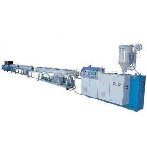 供应PPR管材挤出机生产线 PE管材生产线 青岛佳森外观好 产量高