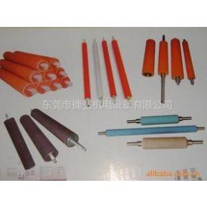 供应工业硅胶 胶辘、压磨机胶辊、磨板机胶辘