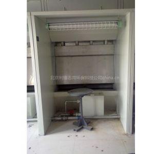 供应漆雾净化功能用lfsp无泵水幕喷漆室