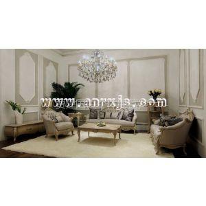 供应高档别墅配套欧式家具定做 样板间售楼处定做欧式家具