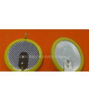 厂家供应CR1620焊脚电池