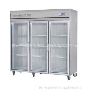 供应不锈钢六门冷藏展示柜/冷藏立柜/蔬菜保鲜柜/水果柜/橱房设备