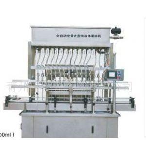 供应青州创兴机械全自动灌装机/液体定量灌装机/白酒酒水灌装机/白酒灌装流水线