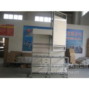 供应铝合金型材OYU-8-3030R厂家直销电子电器生产线设计制作;配件齐全;皮带线滚筒线输送设备