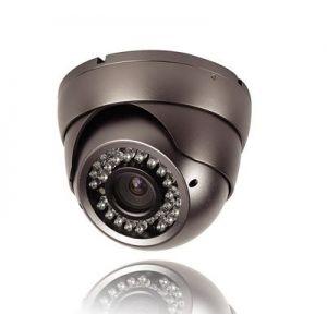 供应合肥监控摄像机、硬盘录像机、视频采集卡及周边器材批发 20米红外半球摄像机