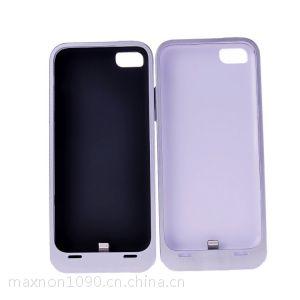 深圳 工厂直销 iPhone5 5S通用型背夹电池 2200毫安超大容量 能给手机充满一次