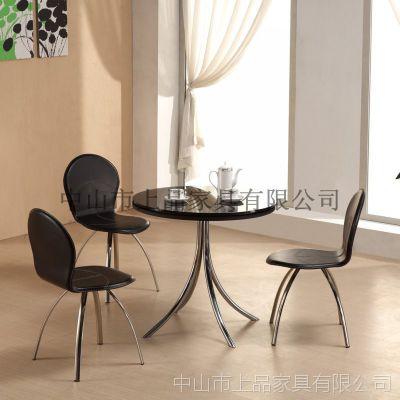 厂家直销[ SP-DST660] 简约简单实用餐厅成套休闲餐桌椅