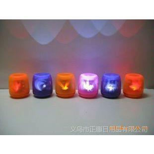 供应 厂家直销第三代蜡烛  情人节礼品 投影灯