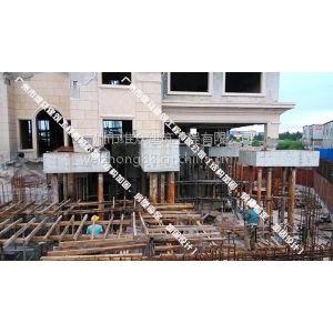 供应湛江茂名别墅加建地下室房屋基础加固顶升纠偏工程公司