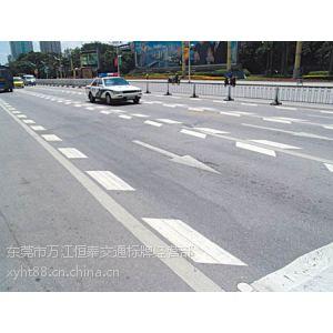 供应阳春公路标志牌规格,阳西道路划线,公路路标尺寸与用什么材料制作?