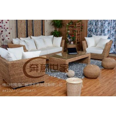 供应【水草沙发】,泰国进口水草沙发,定制藤沙发水草沙发,广靓源家具